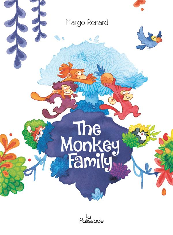 The monkey family
